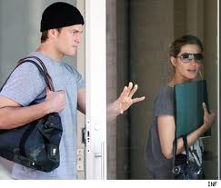 Tom Brady and his Man Purse