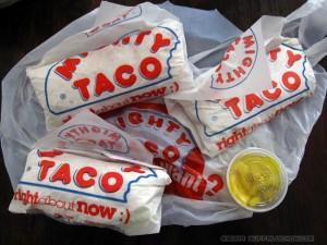 Taco for Christmas